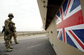 How were British motivations to enter the Iraq War different than their allies'