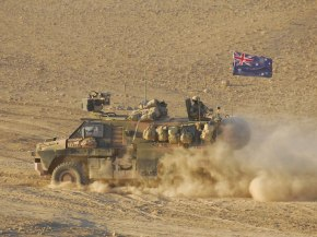Australia has in many ways been more zealous about the Afghanistan War than the US