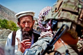 Why can't the conversation be open to the Taliban too?