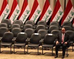 Is this the new face of Iraqi democracy?