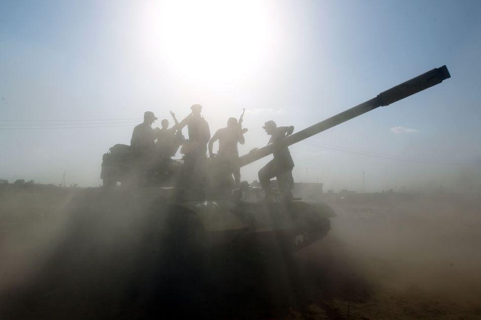 IRAQ-CONFLICT-BAIJI